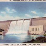 Norris Dam Design Photo | Norris Lake TN