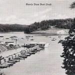 Norris Dam Boat Dock | Norris Lake