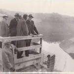 Norris Dam President Roosevelt Visit - Norris Lake