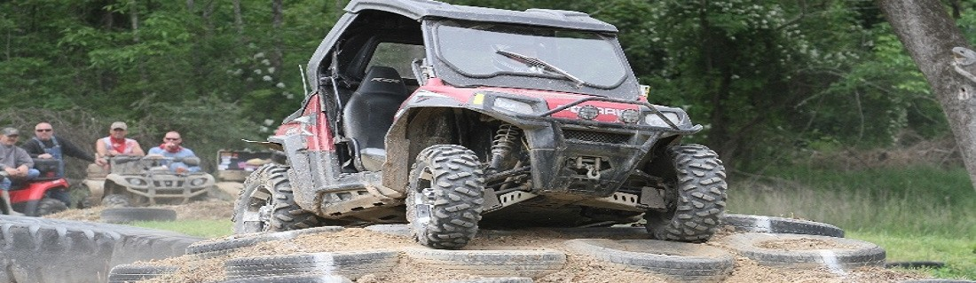 Windrock ATV Park
