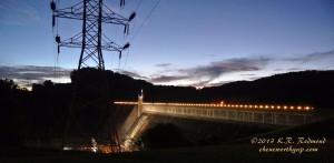 Norris Dam in Twilight_10237486654_o-X2