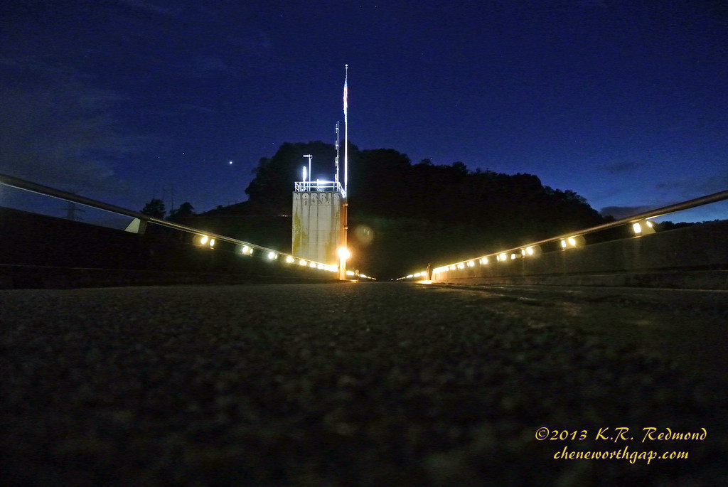 Norris Dam in Twilight_10237561606_o-XL