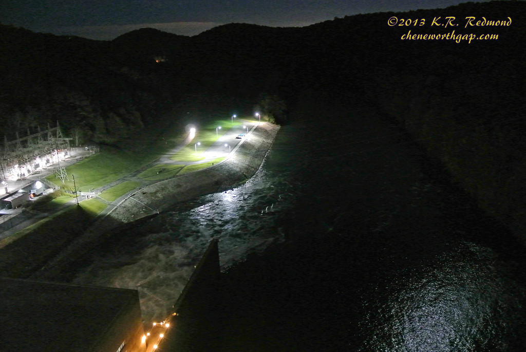 Norris Dam in Twilight_10237644733_o-XL
